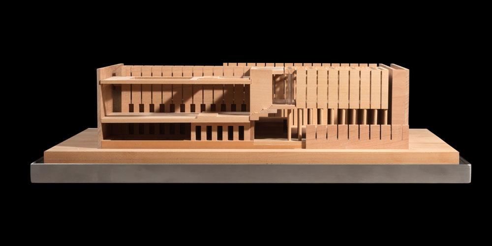 Sándor Kotyrba Architekturfotografie Braunschweig   Architekturmodell Danteum, Giuseppe Terragni