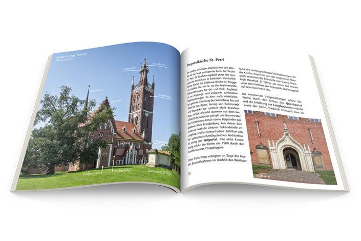 Wörlitz - Architektur, Landschaftspark und Weltkulturerbe