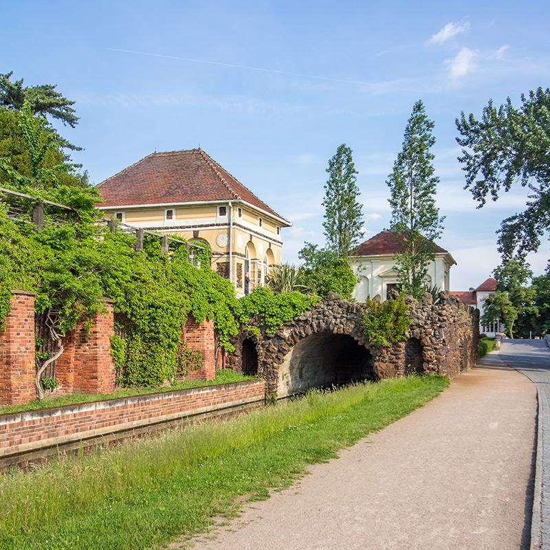Sándor Kotyrba Fotografie Braunschweig | Architekturfotografie Wörlitzer Anlagen, Eisenhart