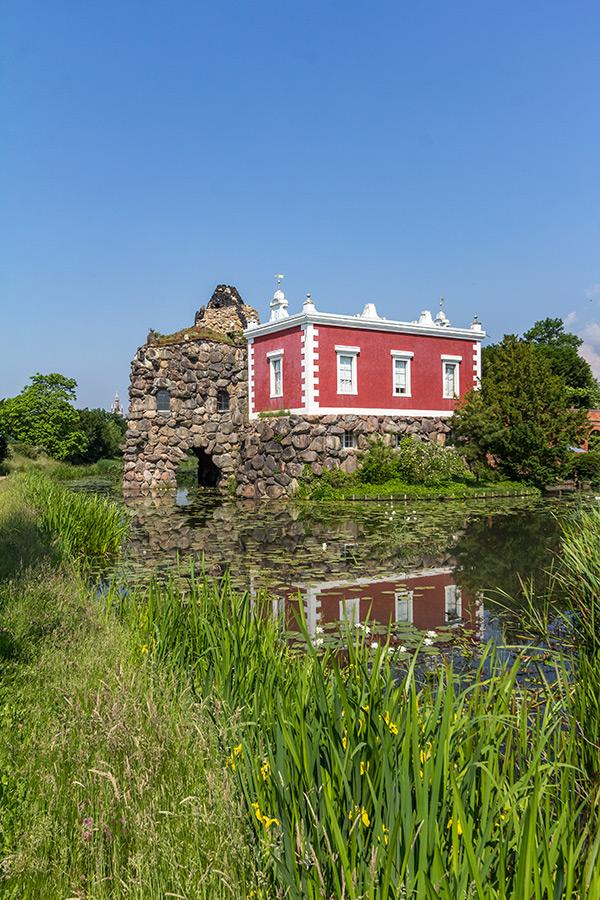 Sándor Kotyrba Fotografie Braunschweig | Architekturfotografie Wörlitzer Anlagen, Insel Stein und Villa Hamilton