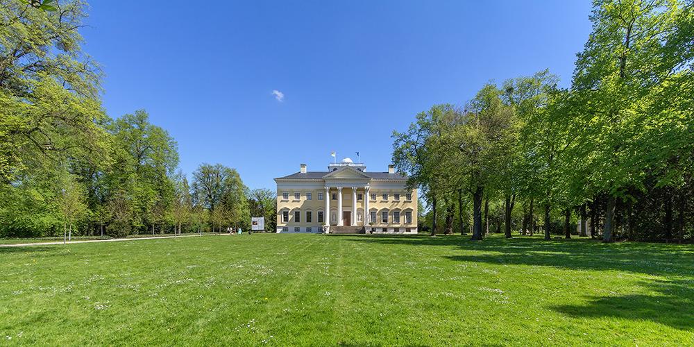 Sándor Kotyrba Fotografie Braunschweig | Architekturfotografie Wörlitzer Anlagen, Schloss Wörlitz