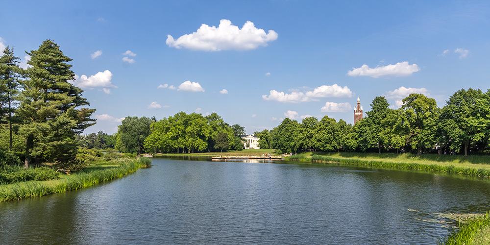 Sándor Kotyrba Fotografie Braunschweig | Architekturfotografie Wörlitzer Anlagen, Schlosspark