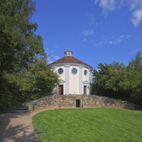 Sándor Kotyrba Fotografie Braunschweig | Architekturfotografie Wörlitzer Anlagen, Synagoge