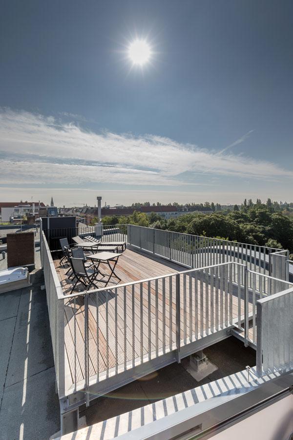 Kotyrba Architekturfotografie Berlin | Dachgeschosswohnung