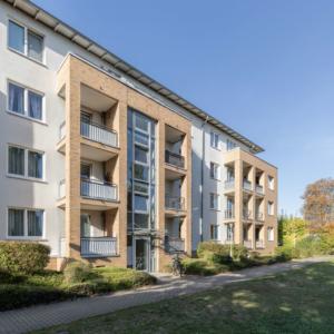 Architekturfotografie Braunschweig | Calvördestraße