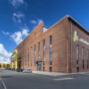 Kotyrba Architekturfotografie Hannover | Hanomag-Hallen