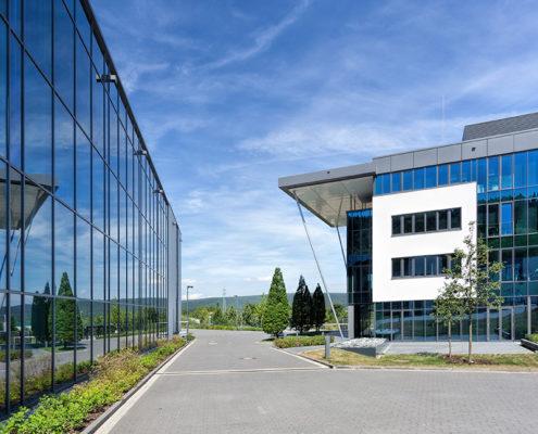 Architekturfotografie Springe | Octapharma GmbH