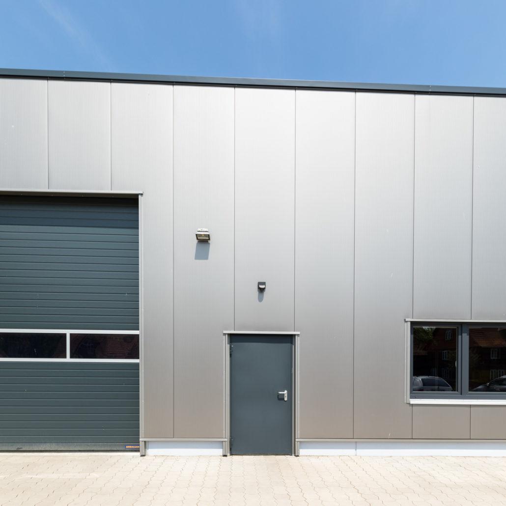 Fotografie Hallenbau   Elektro-Sanitär-Heizung Kakstein GmbH