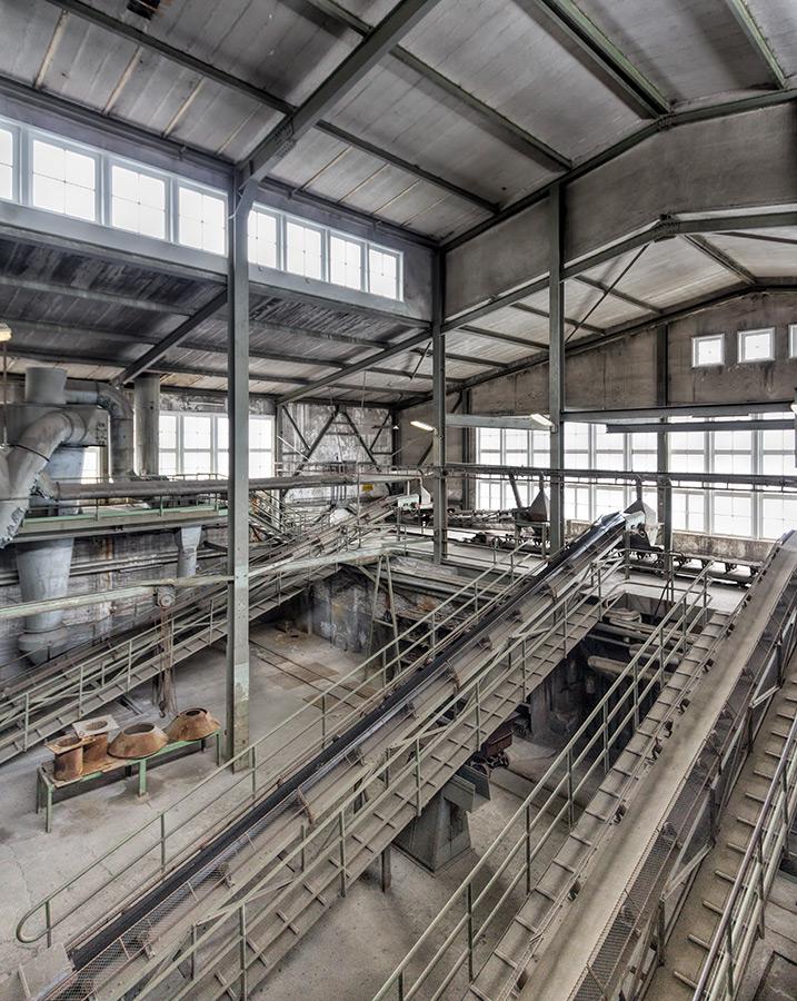Fotografie Industriebau |