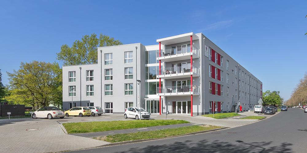 Seniorenheim am Fredenberg Salzgitter | Architekturfotografie Wohnungsbau