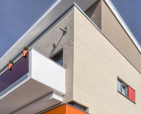 Fotografie Wohnungsbau | Wohnen am Glockenberg, Wolfsburg-Fallersleben