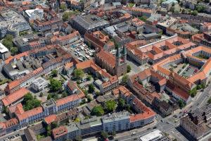 Kotyrba Luftbildfotografie Braunschweig | Altstadtmarkt