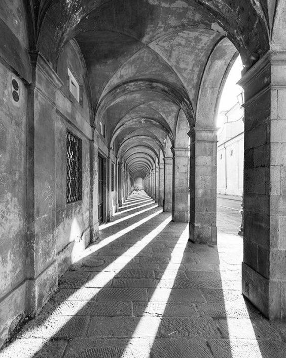 Schwarz-Weiß-Fotografie   Lucca