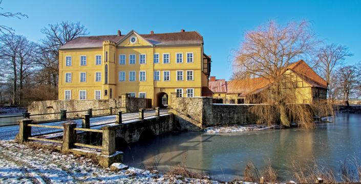 Fotografie Burgen und Schlösser