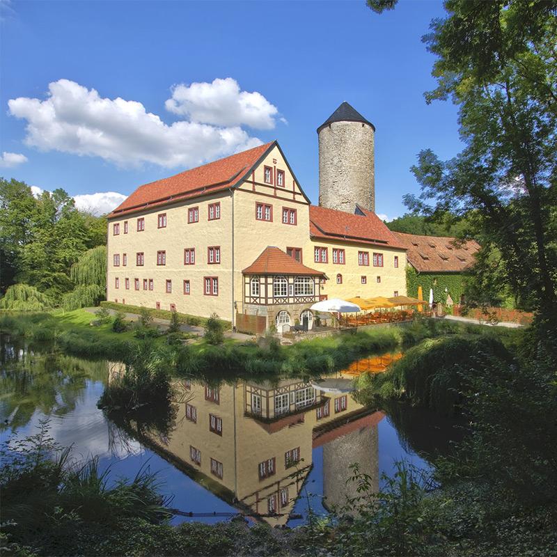 Westerburg | Fotografie Burgen und Schlösser