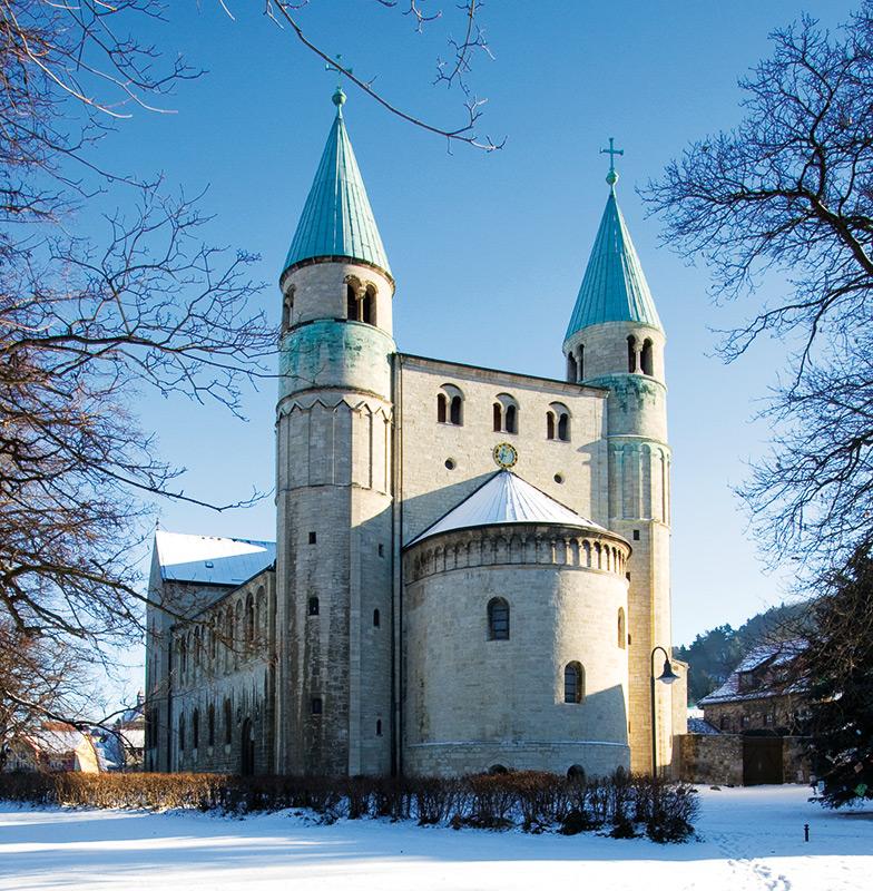 Architekturfotografie Gernrode | Stiftskirche St. Cyriakus