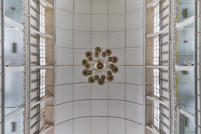 Marktkirche Zum Heiligen Geist Clausthal-Zellerfeld   Fotografie Blicke nach oben
