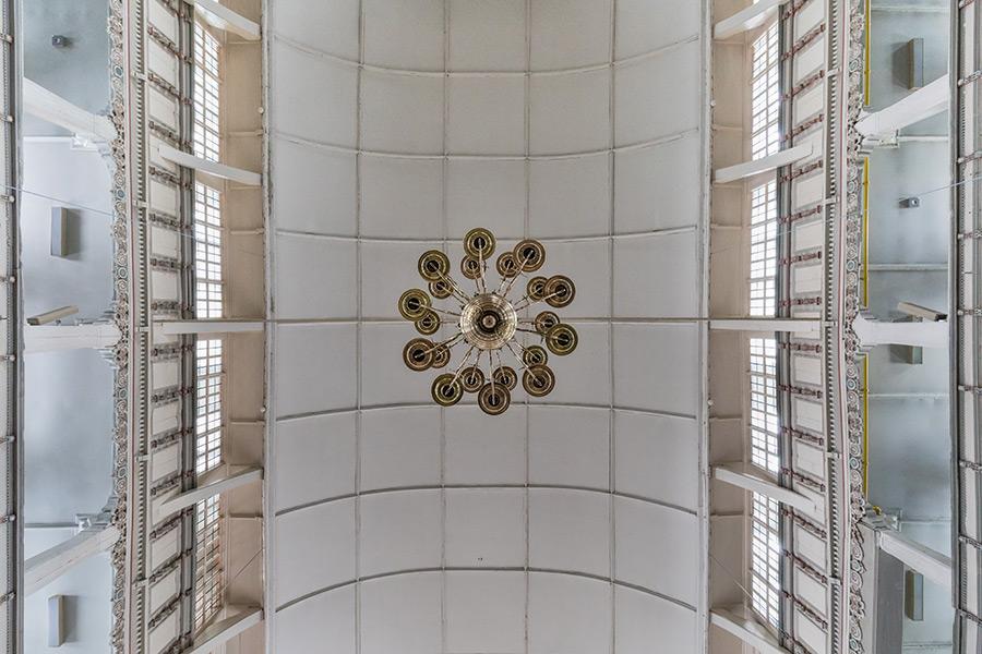 Marktkirche Zum Heiligen Geist Clausthal-Zellerfeld | Fotografie Blicke nach oben