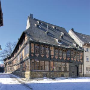 Fotografie Fachwerk | Siemenshaus Goslar
