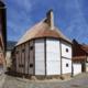 Fotografie Fachwerk | Ständerhaus Quedlinburg