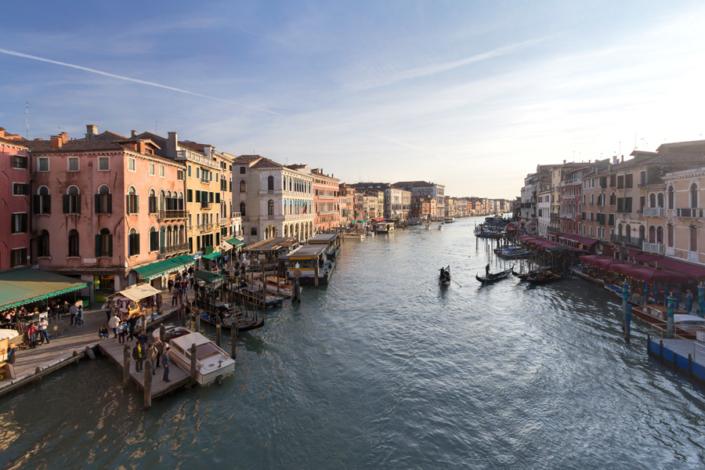Fotografie Citiscape | Canale Grande Venedig Italien