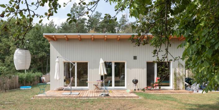 kotyrba architekturfotografie cottbus | Einfamilienhaus, Gartenseite