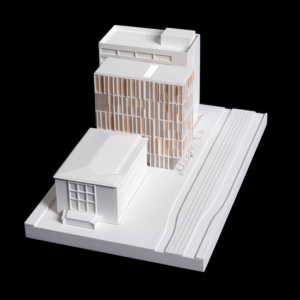 Sándor Kotyrba Architekturfotografie Braunschweig | Universität Karlsruhe