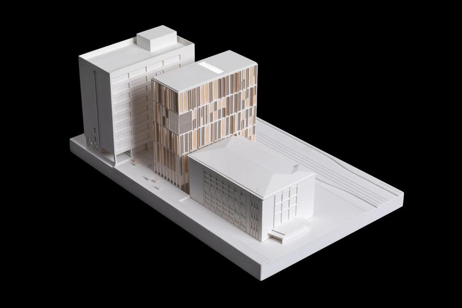 Kotyrba Architekturfotografie Braunschweig | Universität Karlsruhe