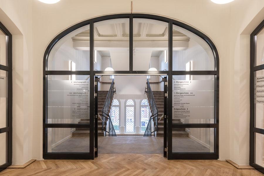 Sándor Kotyrba Fotografie | Architekturfotografie Helmstedt Lutherschule