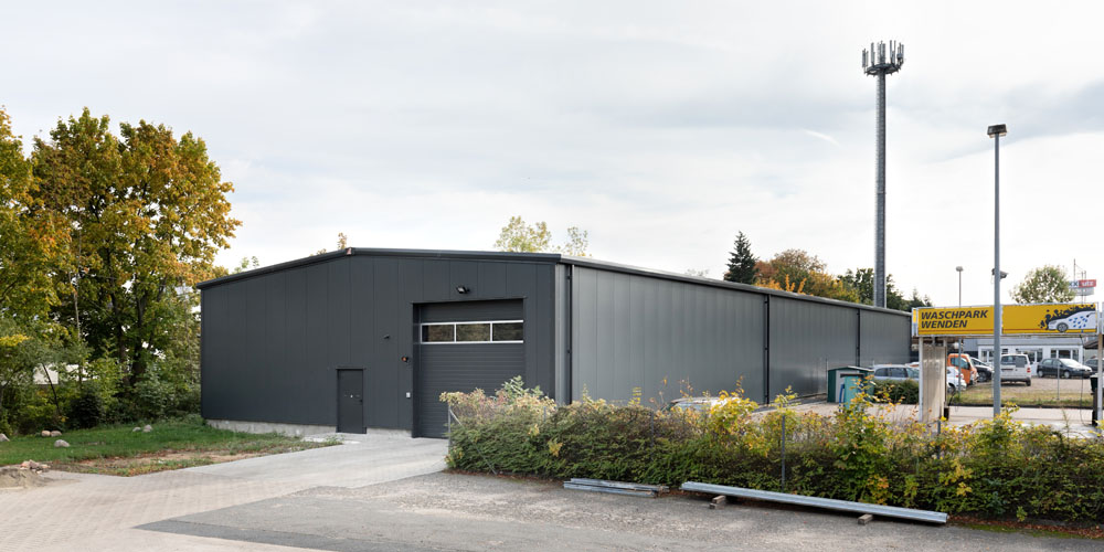 Sándor Kotyrba Fotografie | Architekturfotografie Braunschweig Greune