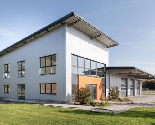 Architekturfotografie Burgwedel | Ohnesorge Maschinenbau GmbH