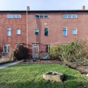 Kotyrba Architekturfotografie Berlin | Bruno-Taut-Haus, Garten
