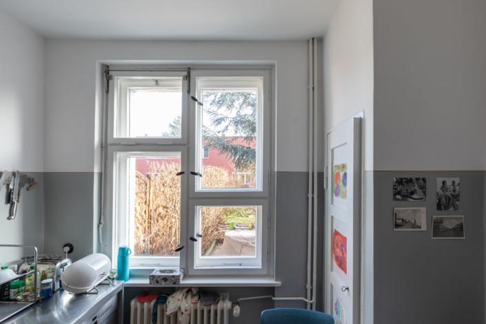 Architekturfotografie Berlin | Bruno-Taut-Haus Britz
