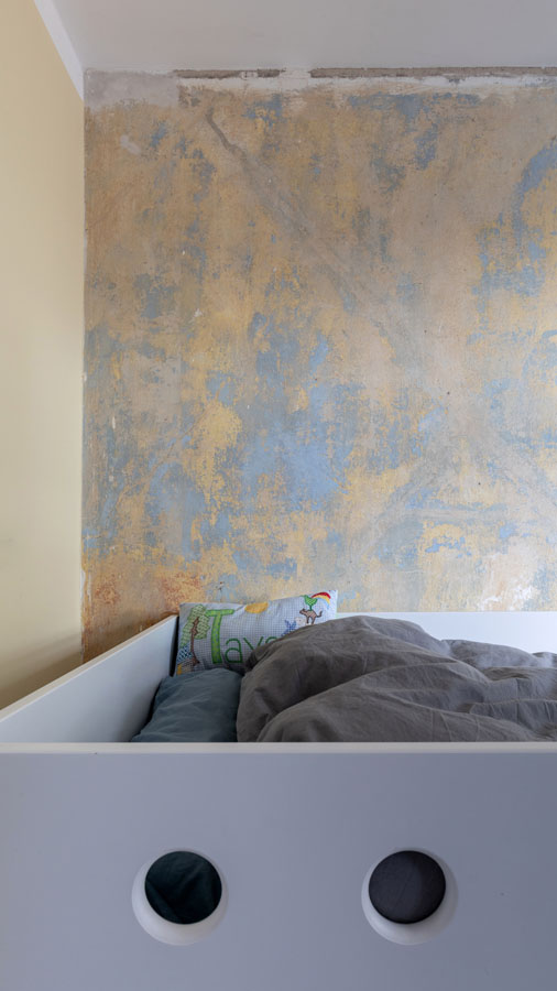 Kotyrba Architekturfotografie Berlin | Bruno-Taut-Haus, Kinderzimmer