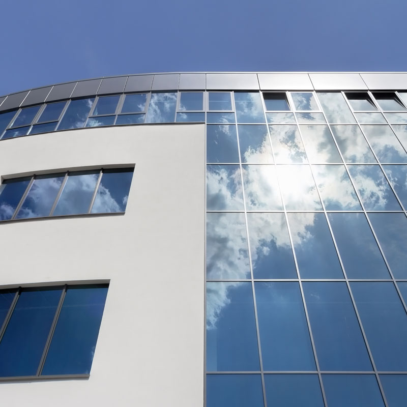Octapharma GmbH Springe | Architekturfotografie Gewerbebau