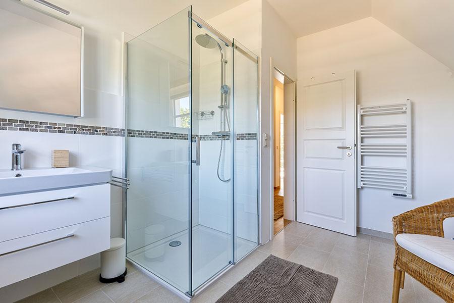 Bad | Strandrose Ostsee-Appartements Kalifornien