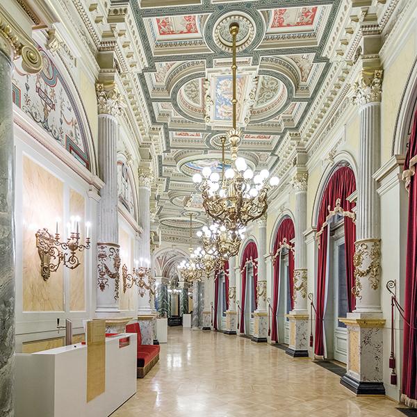 Kotyrba Architekturfotografie Dresden | Semperoper