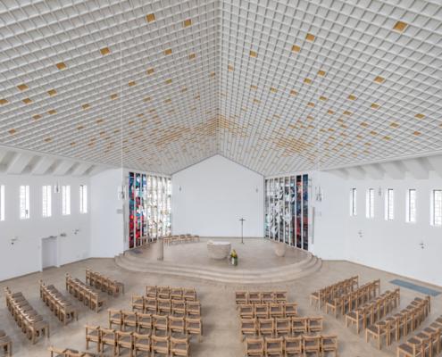 St. Marienkirche Braunschweig | Architekturfotografie Sándor Kotyrba