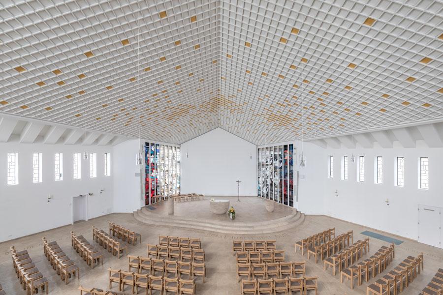 Architekturfotografie Braunschweig | Marienkirche Braunschweig-Querum