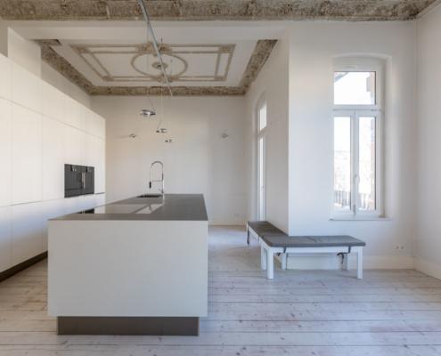 Architekturfotografie Braunschweig | Sanierung Wohnungsbau J
