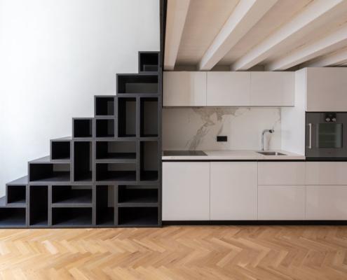 Architekturfotografie Hannover | Sanierung Wohnungsbau R