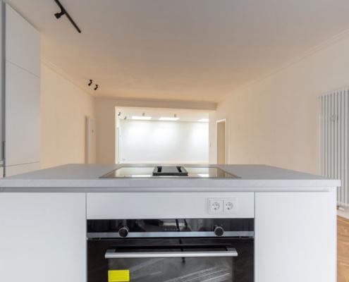Architekturfotografie Hannover | Wohnungsbau Sanierung H