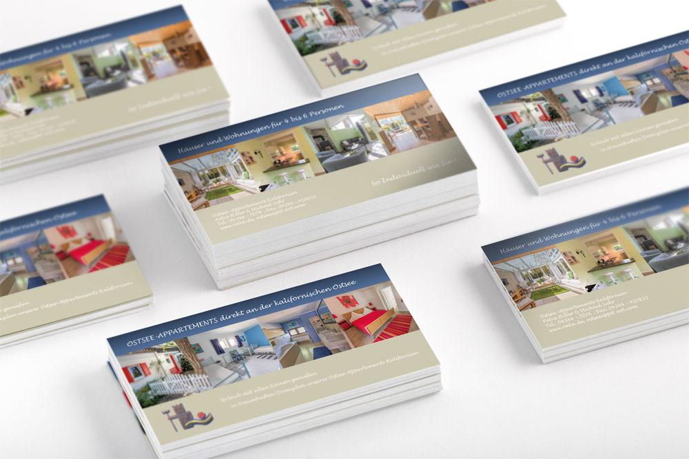 Flyer Appartements | kotyrba cross medie development