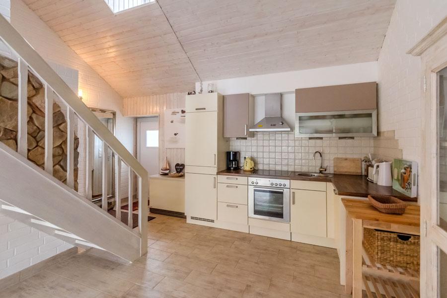 Architekturfotografie Kiel | Ocean 12 Ostsee Appartements, Küche