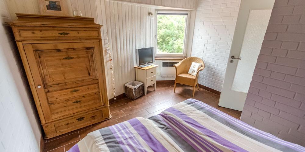 Architekturfotografie Kiel | Ocean 12 Ostsee Appartements, Schlafzimmer