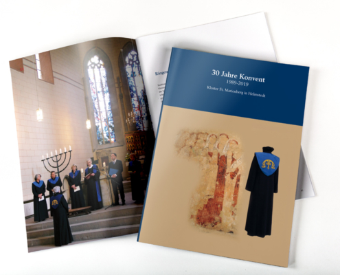 30 Jahre Konvent Kloster Marienberg Helmstedt | Sándor Kotyrba