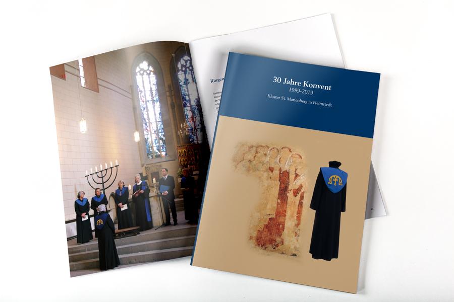 Buch | 30 Jahre Konvent Kloster St. Marienberg Helmstedt