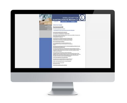 Quantenlogische Medizin | Websites Sándor Kotyrba