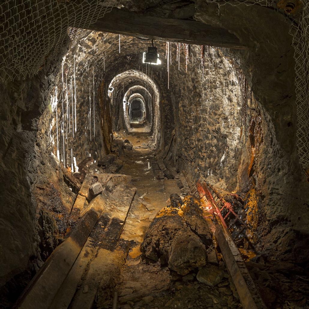 Roederstollen | Erzbergwerk Rammelsberg Goslar