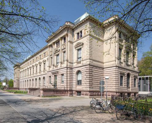 Herzog Anton Ulrich Museum Braunschweig | Architekturfotografie Sándor Kotyrba